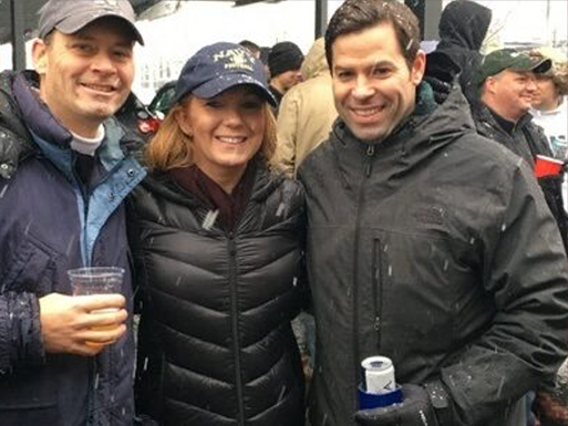 Drexel Hamilton Sponsors Army Navy Game in Philadelphia