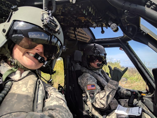 Boots on the Ground in Puerto Rico