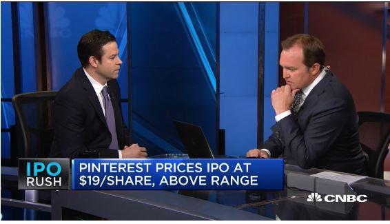 John Martinko talks Pinterest