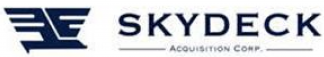Skydeck Acquisition Corp ECM- May21
