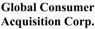 Global Consumer Acquisition Corp ECM- Jun21