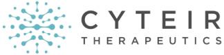 Cyteir Therapeutics ECM- Jun21