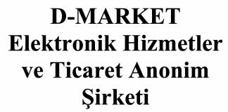 D-Market Electronic Services & Trading ECM- Jul21