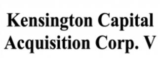 Kensington Capital Acquisition Corp. V 2021